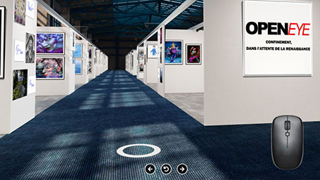 Click Virtual Gallery 3D
